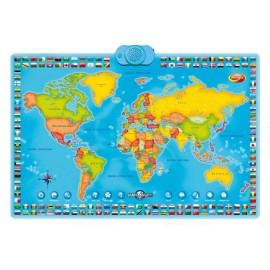 Dumel Discovery Interaktywna Mapa Świata DD60853