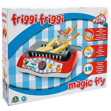 ZESTAW KUCHENNY MAGIC FRY