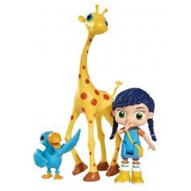 Simba Wissper Figurki Gertie + Otis