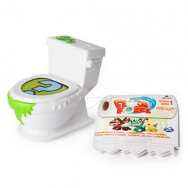 Spin Master Flush Force 2-pak Toaleta z 2 figurkami