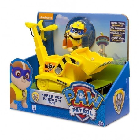 Spin Master Psi Patrol Pojazd z figurką