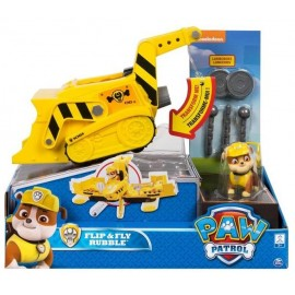 Spin Master Psi Patrol Figurka z pojazdem Flip&Fly