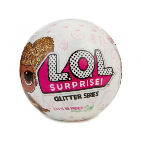 LOL Suprise! Brokatowa laleczka niespodzianka