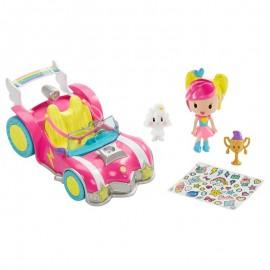 Mattel Barbie Pojazd + minifigurki DTW18