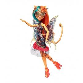 Mattel Monster High  Skrzydlata Straszycielka Toralei FCV55