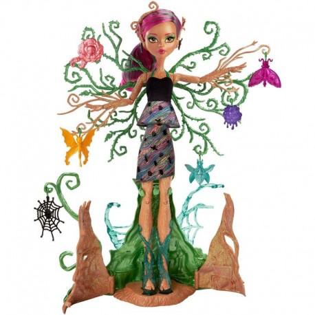 Mattel Monster High Treesa Thornwillow Leśna Nimfa 36 Cm FCV59