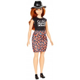 MATTEL BARBIE FASHIONISTAS DYY94