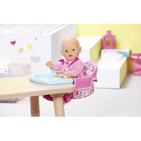 Baby Born Krzesełko do karmienia przy stole 825235