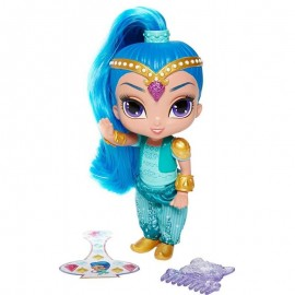 FISHER PRICE SHIMMER & SHINE DOLL AST DLH57