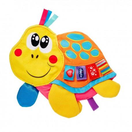 Chicco Żółwik z piszczałką