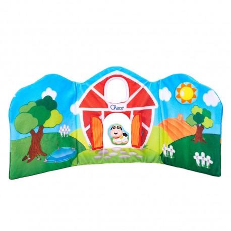 Chicco Teatrzyk farma zabawka niemowlęca