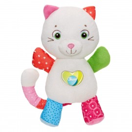 Chicco First Love: Maskotka Kotek Oliver