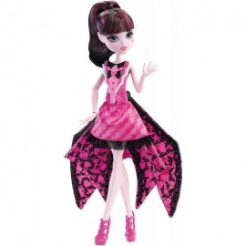 MATTELL MONSTER HIGH DRACULAURA DNX65