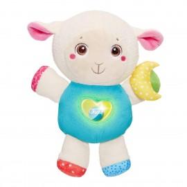 Chicco Owieczka z nocną lampką zabawka niemowlęca