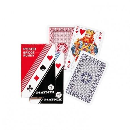 PIATNIK Karty 1 talia Standard Poker-Brydż