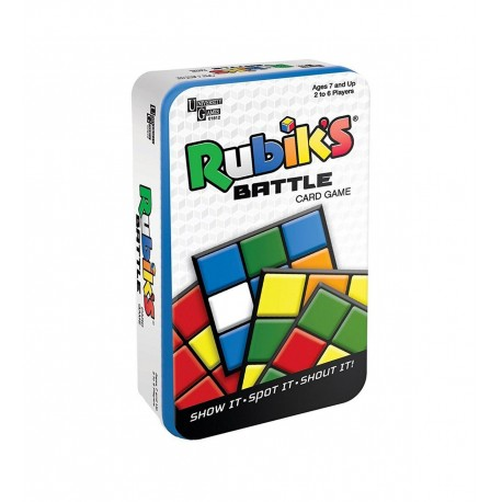 TM TOYS Rubik Gra karciana w puszce