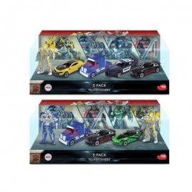 Dickie Toys Transformers 5 pack, 2 rodzaje