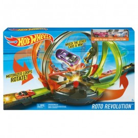 Mattel Hot Wheels Roto Rewolucja FDF26