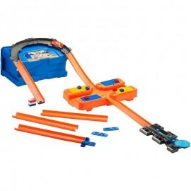Mattel Hot Wheels Track Builder Zestaw startowy DWW95