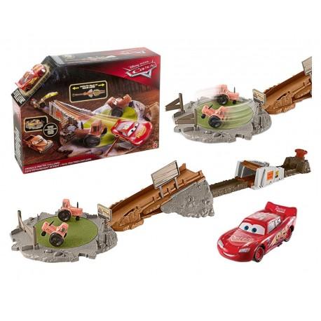 Mattel Cars Auta Rajd przez traktory FLK03